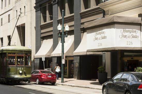 Welcome To The Hampton Inn And Suites New Orleans Downtown French Quarter Area Picture Of