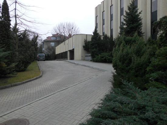 Zespol Pokoi Goscinnych PAN