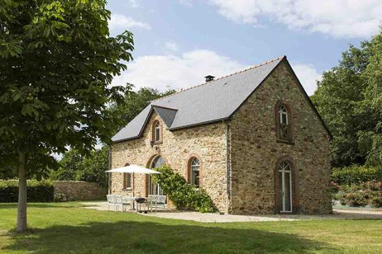 Château du Grand Val : La maison du gardien