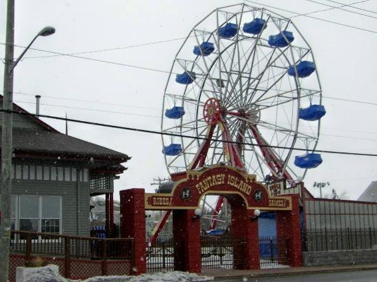 Fantasy Island Theme Park New York