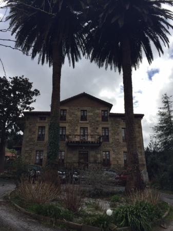 Casa fotograf a de posada las palmeras puente viesgo - La casa de las palmeras ...