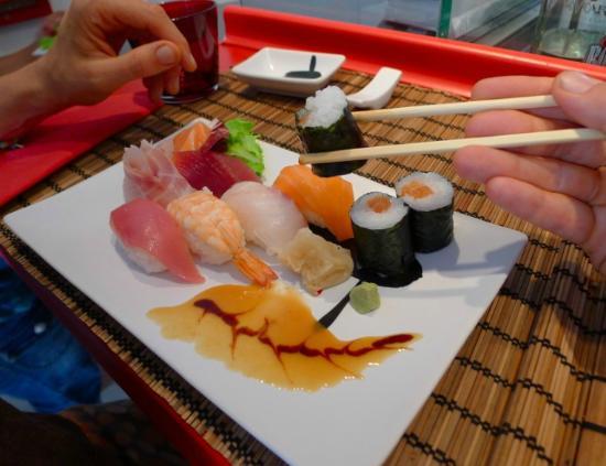 Welcome sushi mailand restaurant bewertungen - Sushi porta ticinese ...