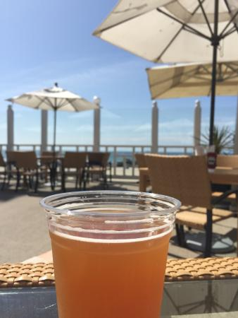 Sun Deck Bar and Grill: Fantastic views!