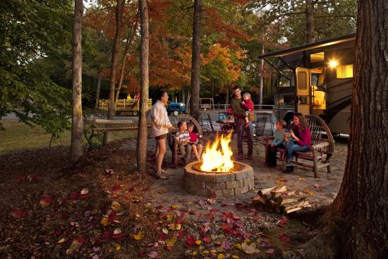 Photo of Williamsburg KOA Campground