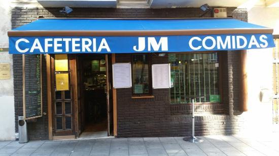 Cafeteria Restaurante JM