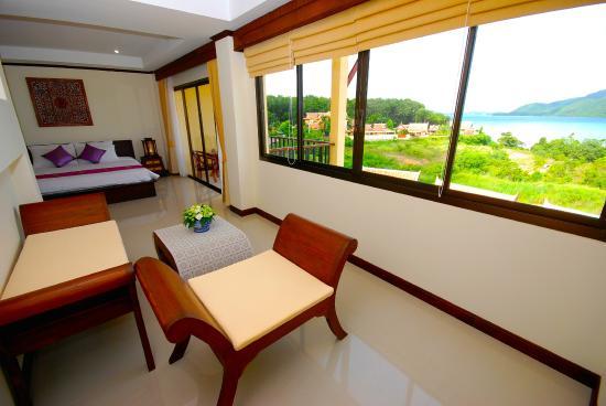 Thai Boutique Resort: Место для дополнительной кровати