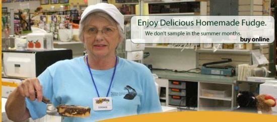 Bradenton, FL: Best Home Made Fudge around!