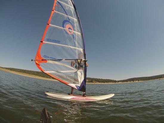 Puerto Deportivo Guadalix: Windsurf