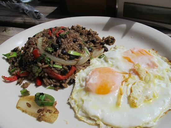 Restaurante Valle Encantado: Breakfast Typical