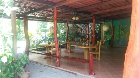 The Toucan Stay Inn: Common area at the inn