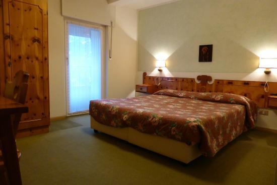 Hotel Rio Bianco: camera standard