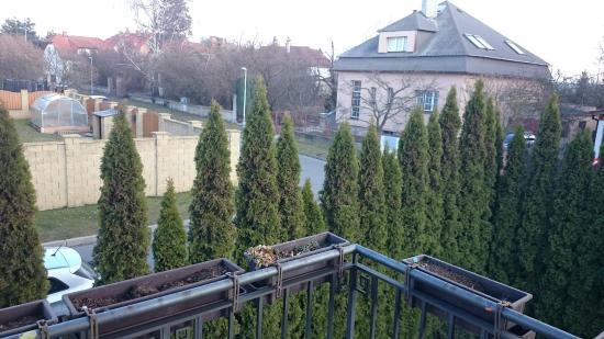 Barrandov Apartments