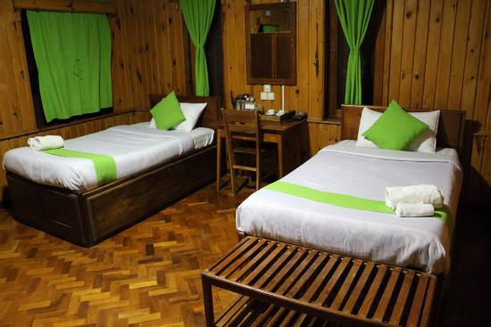 Chambre 802 Picture Of Nature Land Hotel Kalaw Kalaw Tripadvisor