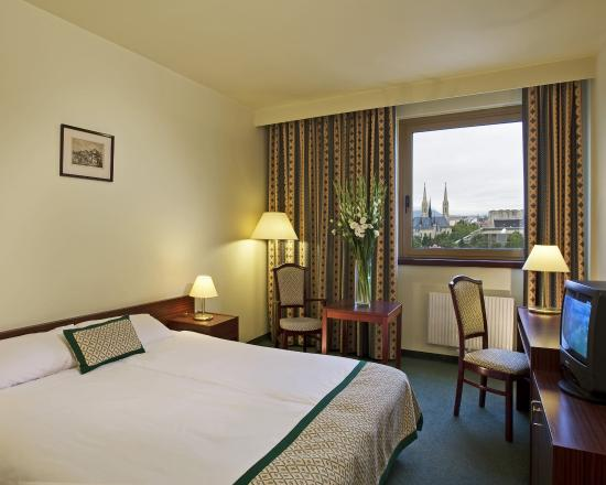 Hotel Hungaria City Center: Standard Double Room