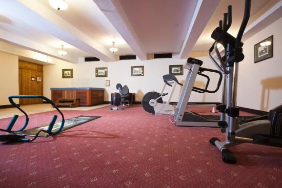 BEST WESTERN Eviston House Hotel: Exercise Facility