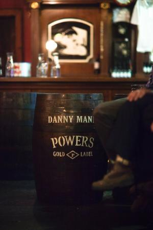 Eviston House Hotel: The Danny Mann