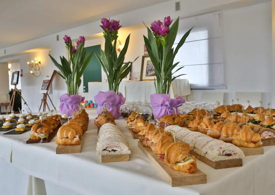 BEST WESTERN Hotel Biri Padova : Restaurant