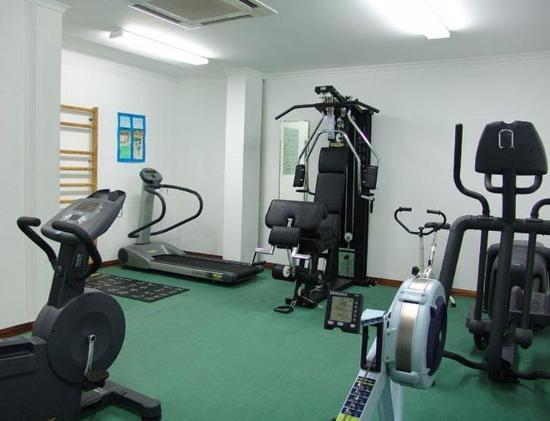 Hotel Maritur : Gym