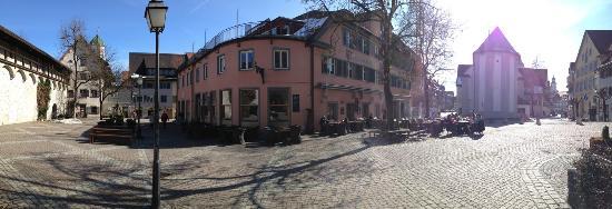 Moritz: altes Brauhaus