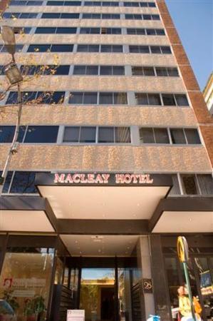 麥克利公寓酒店