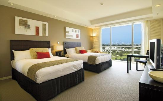RACV Royal Pines Resort Gold Coast: Superior Twin