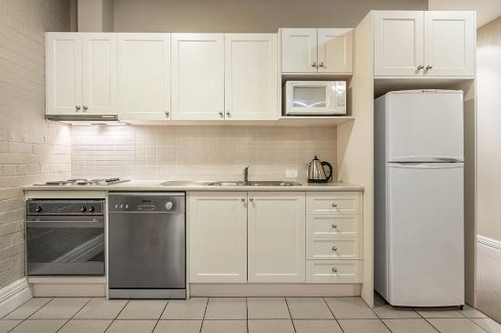 Studio Apartment Kitchen Picture Of Quest Launceston Launceston
