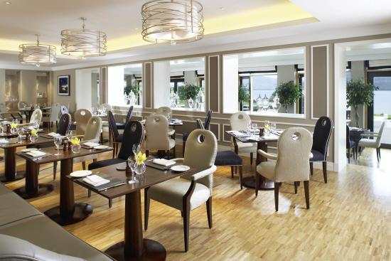 The Europe Hotel & Resort: Brasserie Restaurant