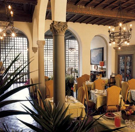 Hotel Monna Lisa: Restaurant