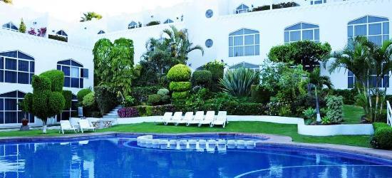 Villa Bejar Cuernavaca: Pool View