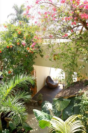 Kinbe Hotel: GARDEN
