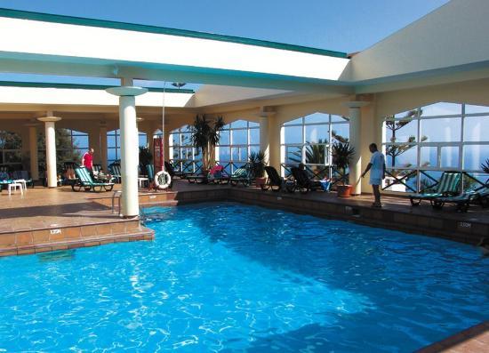 Dom Pedro Garajau : Pool Indoor