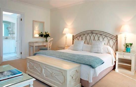The Plettenberg Hotel : Rooms Luxury Double