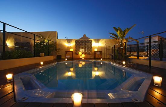 Casa Romana Hotel Boutique: Pool