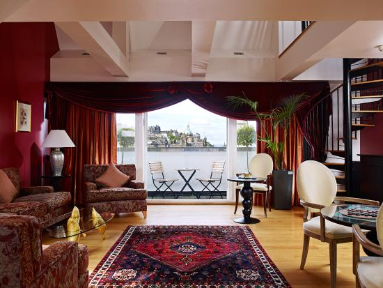 The Scotsman Hotel : Penthouse