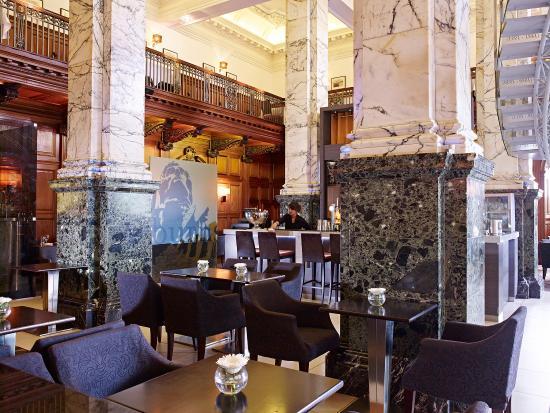 The Scotsman Hotel : Bar