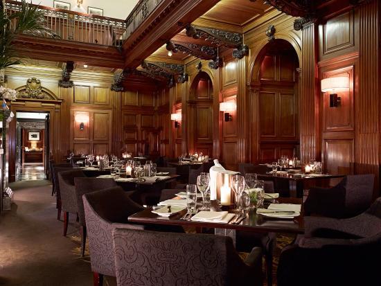 The Scotsman Hotel : North Bridge Brasserie