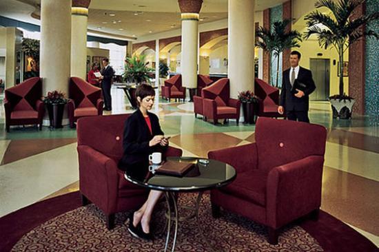 Rosen Centre Hotel: Lobby