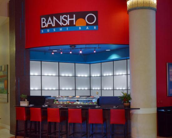 Rosen Centre Hotel: Sushi Bar