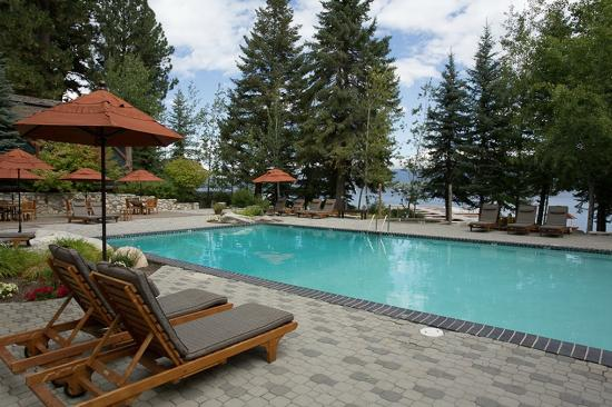 Shore Lodge: Pool