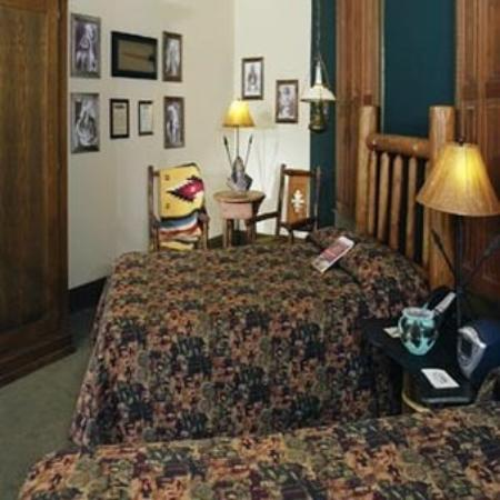 Stockyards Hotel: Guest Room