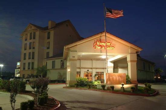 Exterior Picture Of Hampton Inn Houston Clear Lake Nasa