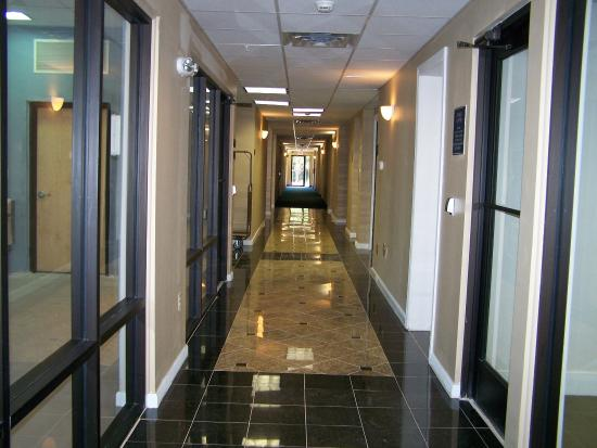 BEST WESTERN North East Inn: Hallway