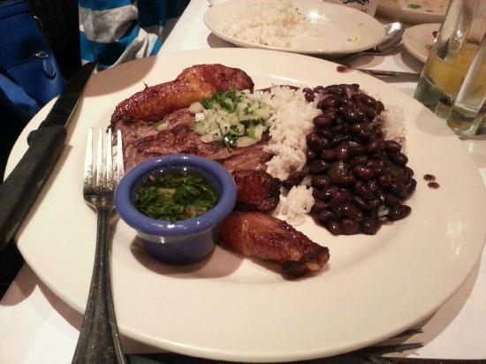Lauriol Plaza: Bistec Cubano