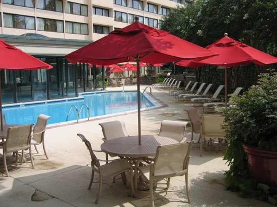 DoubleTree by Hilton Hotel Atlanta - Marietta: Recreational Facilities