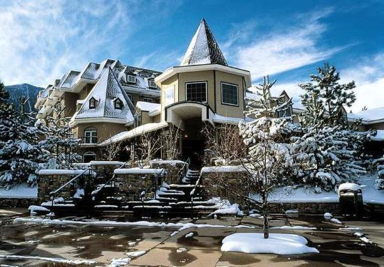 Lake Tahoe Resort Hotel
