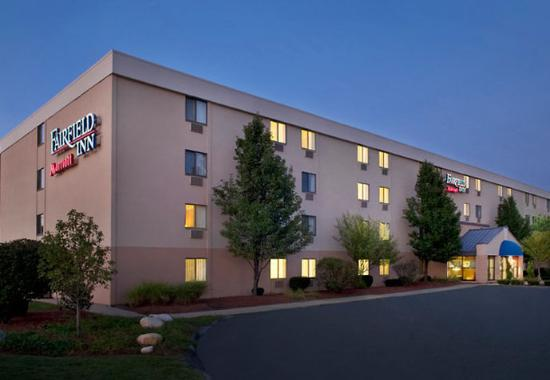 Fairfield Inn Manchester-Boston Regional Airport: Exterior