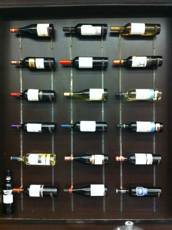 Hotel La Pradera: Cava de Vinos