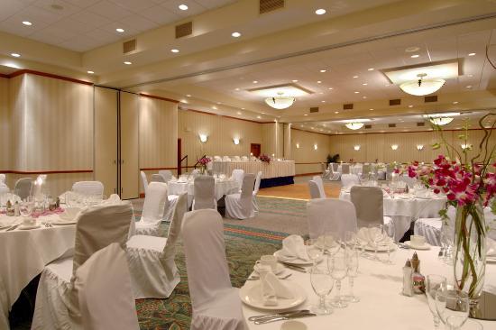 Hilton Garden Inn Dallas Allen Wedding Ceremony Reception Venue