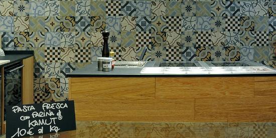 cucina sugo: piastrelle in gres cementine 20 di ceramica fioranese ... - Ceramica Cucina