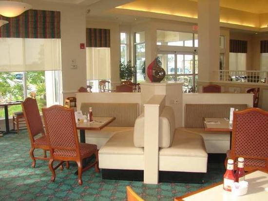 Hilton Garden Inn Baton Rouge Airport: Restaurant